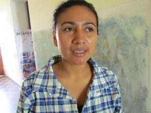 Nancy Trujillo, señala la importancia de seguir una carrera como la Antopología.