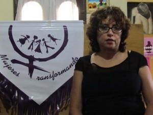 De la lucha armada a la organización de obreras, Monserrat pasa sus días educando a las mujeres rurales para dignificarlas.