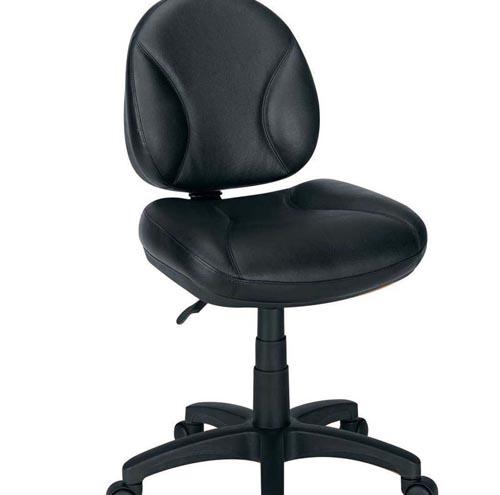 Office depot retira silla de cuero de oficina for Sillas de oficina precios office depot