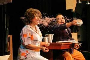 Con La Bocha (Foto: FB La Bocha Teatro).