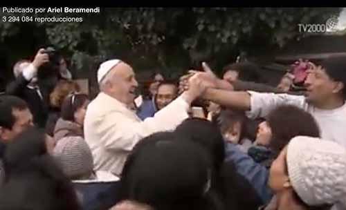 papa refugiados
