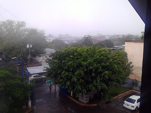 lluvia elba