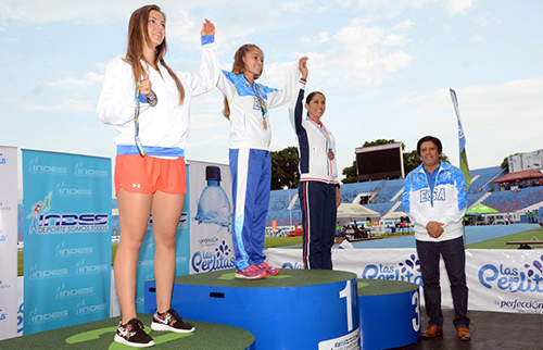 CA mayor atletismo