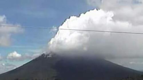 Volcan jueves