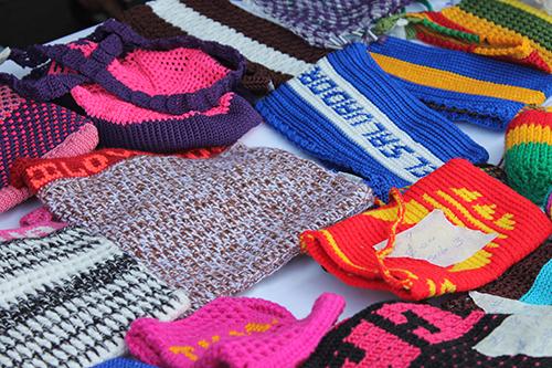 Productos elaborados por privados de libertad en Ilobasco.
