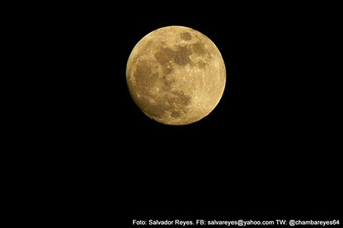 Hoy es d a de la s per luna for Que dia lunar es hoy
