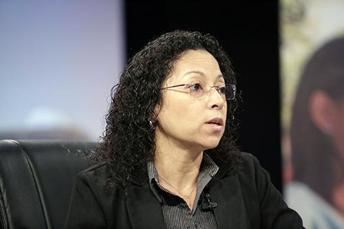 Gobierno Informa-Directora de Transparencia.