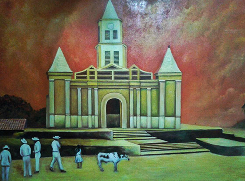 Iglesia de mi pueblo