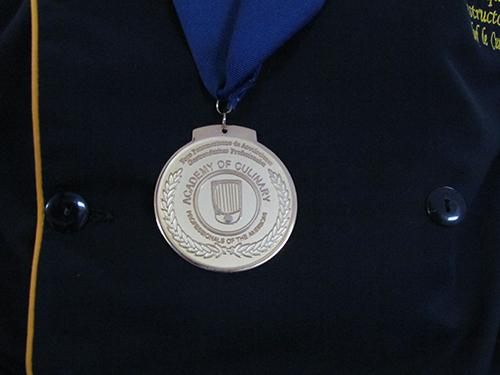 La codiciada medalla que se vino para El Salvador.