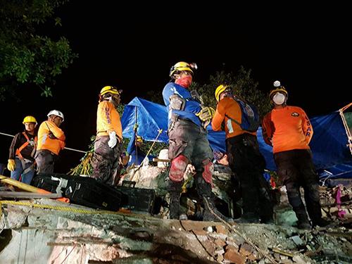 México en alerta tras nuevo sismo en Oaxaca