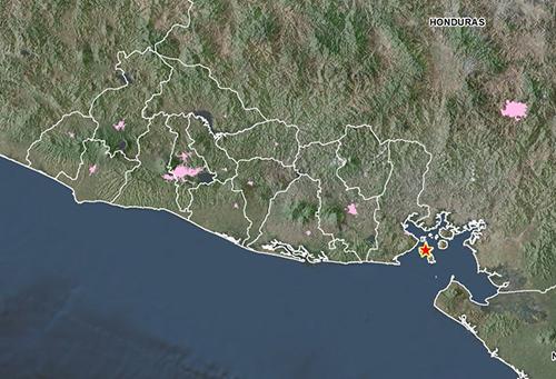 Gobierno vigilante de enjambre sísmico en Golfo de Fonseca