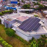 Davivienda usará páneles solares para energía autosostenible