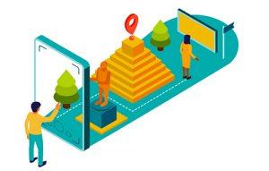 recorridos virtuales en sitios aqueológicos