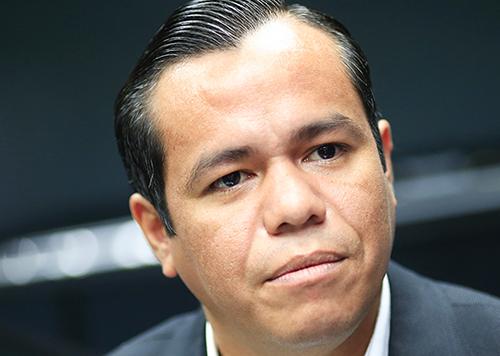 Alejandro Zelaya, Ministro de Hacienda