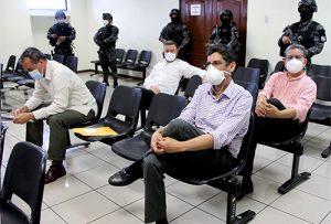 expresidente de ARENA, Gustavo López enfrenta audiencia inicial