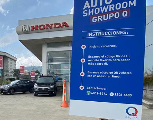 Showroom de Grupo Q.