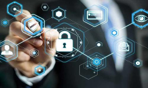 imagen que ilustra la amenaza cibernética, según informe de ESET.