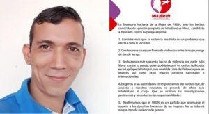 Julio Mena, fuera de contienda electoral por diputación del FMLN en Santa Ana